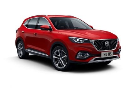 Lease MG Motor UK MG HS car leasing